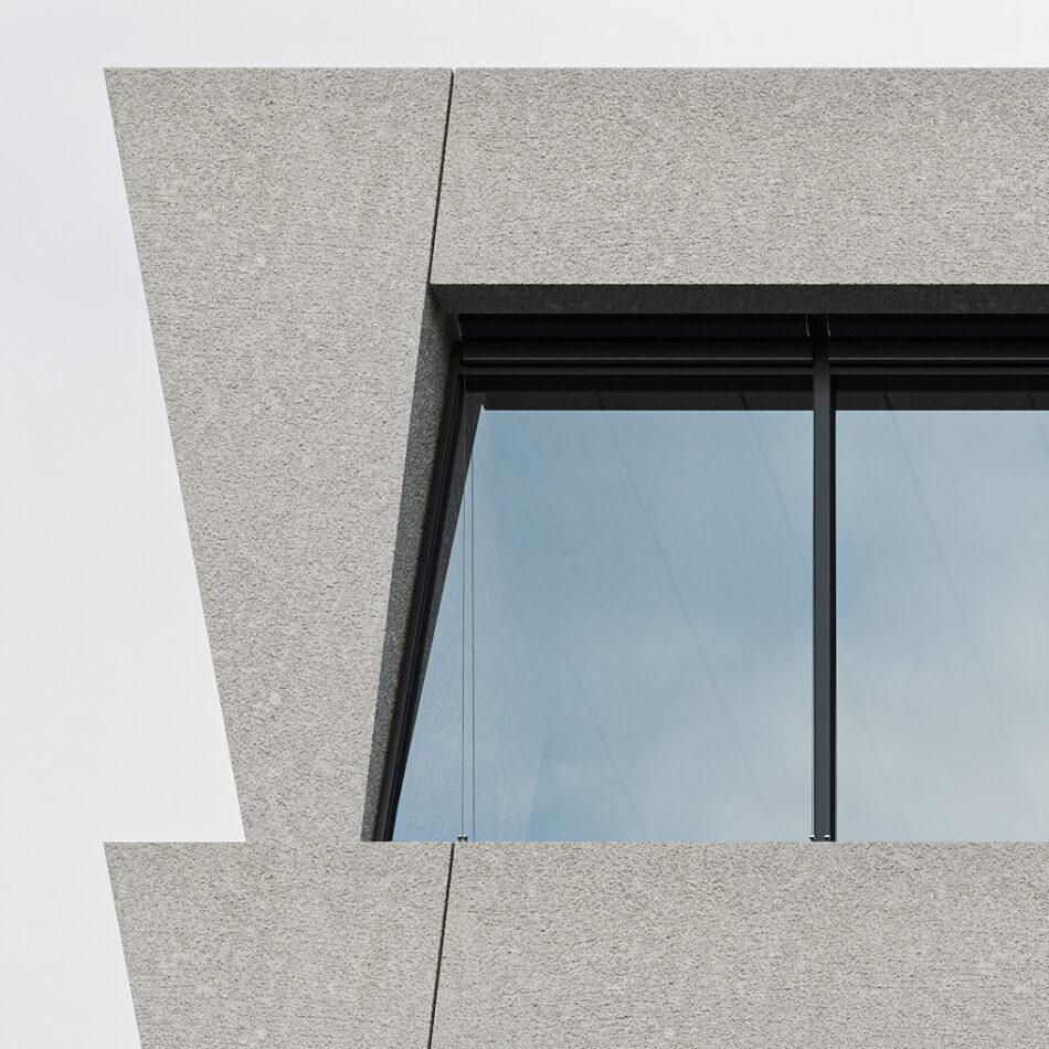 P4, project JEMS Architekci, Render by Environment 3D